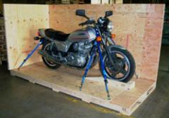 Motorcycle Crates