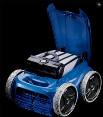The 4-Wheel Drive Polaris 9400 Sport Pool Cleaner