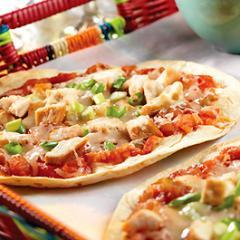 Chicken Picante Pizzas