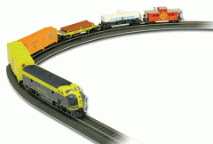 Rolling Rails Diesel Freight Set