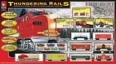 Thundering Rails