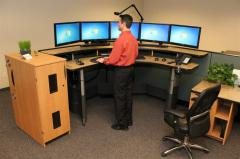 Dispatch Furniture Consoles, ErgoPower
