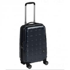 Carry on rolling upright 4 wheel spinner