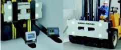 Weight-Tronix's lift truck scale