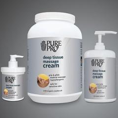 Deep Tissue Massage Cream™ (formerly Pro Touch)