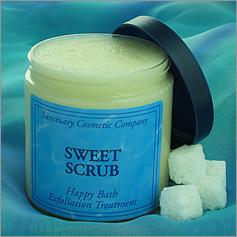 Sanctuary Sweet Scrub™ Gentle Exfoliation