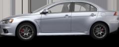 2012 Mitsubishi Lancer Evolution Man GSR AWD Car