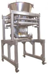 SANITARY Loss-In-Weight Feeder/Cable Suspension