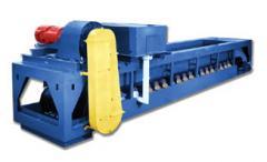 Model MH High Capacity Weigh Belt Feeder