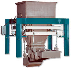 Model LWF-LC-V Loss-In-Weight Vibratory Feeder