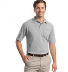 SpotShield Jersey Knit Sport Shirt