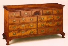 Chippendale Double Dresser