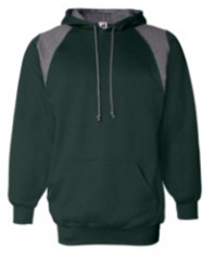 Forest Oxford Badger - Hooded Sweatshirt