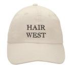 Brushed 100% coton cap