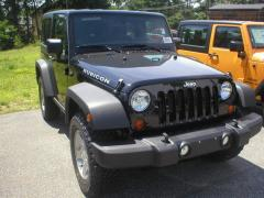 2012 Jeep Wrangler Rubicon SUV