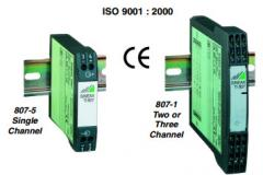 3 Channel Loop-Powered Isolator