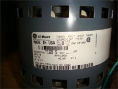 2802 .125 HP, 1050 RPM GE Motor