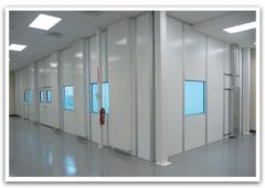 HDW Series Modular Hardwall Cleanrooms