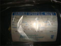 D710 .75 HP, 1750 RPM MAGNETEK DC Motor