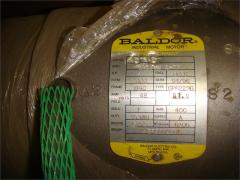 28E062W247G1 4 HP, 2000 RPM BALDOR DC Electric