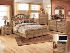 Bedroom Set Whimbrel Forge B170