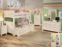 Youth Bedroom Furniture Cottage Retreat B213C
