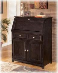 Drop Front Secretary Desk Carlyle Collection