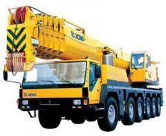 American truck cranes