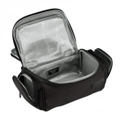 The Transcend toiletry kit