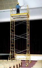 Scaffold, rolling tower 15'