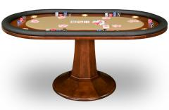 Aptos Texas Hold'em Table