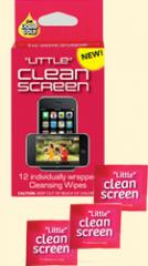 Screen Wipes, Little Clean Screen