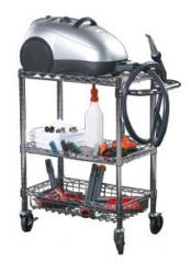 Commercial Use Steam Cleaners: AmeriVap  Vapor