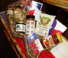 Taste of Texas Gift Set