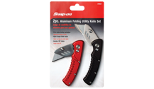 2 Pc. Folding Utiltiy Knife Set