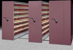 Mobile Storage Systems Ames Kompress 9 &