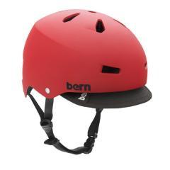 Macon Matte w/ Visor Bike Helmet