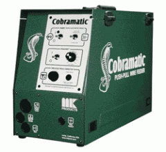 Cobramatic push/pull wire feeder