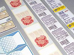 Industrial Barcode Labels and Ribbons