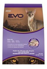 EVO Cat & Kitten Turkey & Chicken