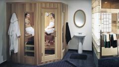 Panel Built Saunas