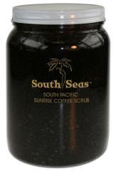 Coffee Scrub, South Pacific Sunrise