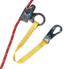 MSA Rope grab lanyard