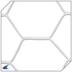 Braided Soccer Goal Net