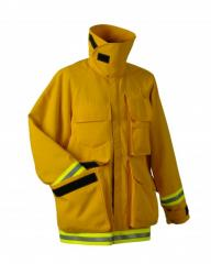 Wildland Brush Jacket, 4400OC & 4400SB