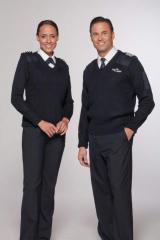 Pilot Uniform Sweaters