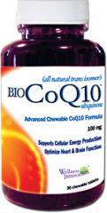 Bio CoQ10 Natural Trans Isomer
