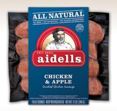 Chicken & Apple Dinner Sausage