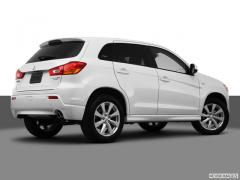 2012 Mitsubishi Outlander Sport 2WD CVT SE SUV
