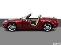 2012 Mazda MX-5 Miata Grand Touring Car